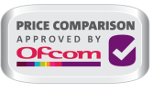 Price comparison approved by Ofcom